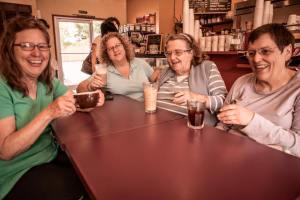 ladiescoffee